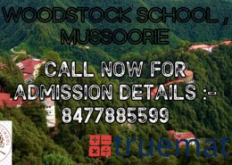 What is the fee structure of Woodstock School, Mussoorie? How can I get admission there?